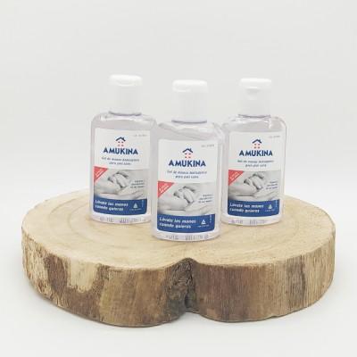 Amukina gel de manos antiséptico 80ml