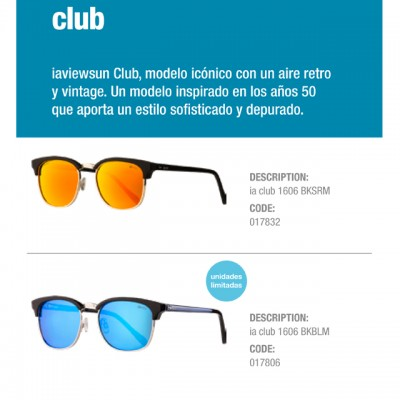 Adultos Iaviewsun CLUB