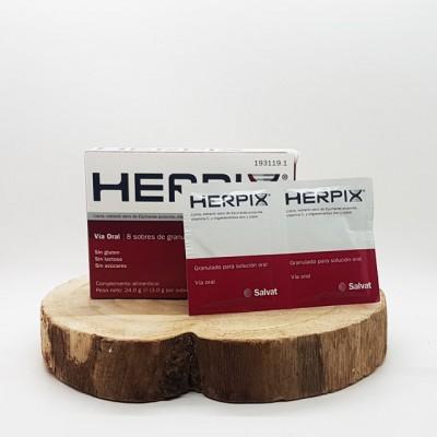 Herpix 8 sobres