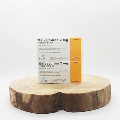 Salvacolina 2 mg comprimidos