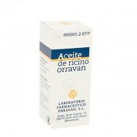 Aceite de ricino ORRAVAN 1mg/ml líquido oral 25ml