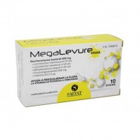 Megalevure bucodispersable 10 sticks
