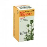 NICO-HEPATOCYN 60 comprimidos recubiertos
