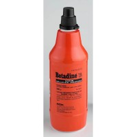 Betadine® 7,5% scrub solución jabonosa 500 ml