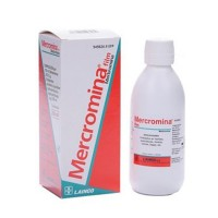 Mercromina film Lainco 20 mg/ml solución tópica