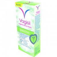 Vagisil higiene ìntima diaria sensitive 250 ml.  DUPLO