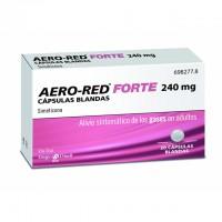 AERO-RED FORTE 240 mg  20 cápsulas blandas
