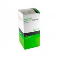 Ambroxol cinfa 15 MG/5 ml  200ml jarabe