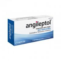 Angileptol 30 comprimidos para chupar