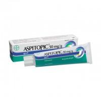 Aspitopic 50 mg/g 60 gr. gel