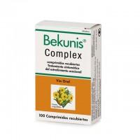 Bekunis Complex comprimidos recubiertos