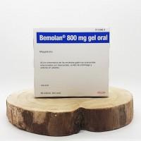 Bemolan 800 mg gel oral 30 sobres