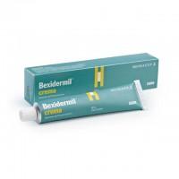 Bexidermil 100mg/gr. 50gr. crema