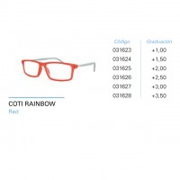 Gafa Venice Coti Rainbow Red