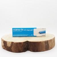 Cristalmina film 10mg/ml gel tópico 30 gr