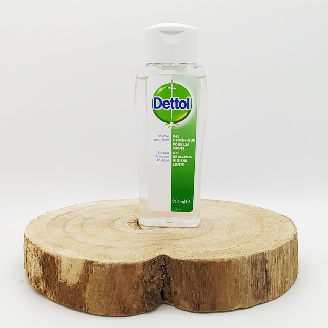 Dettol gel de manos higienizante 200 ml