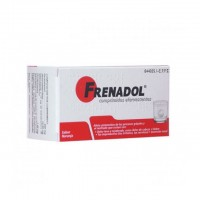 Frenadol comprimidos efervescentes