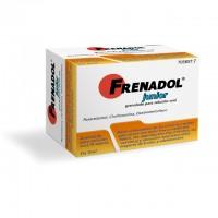 Frenadol Junior 10 sobres granulado sabor naranja