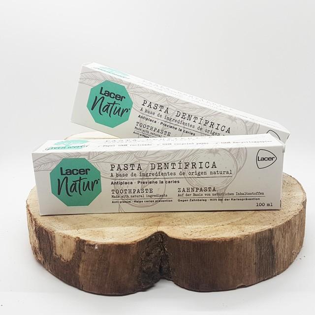 Lacer Pasta Natur 100ml