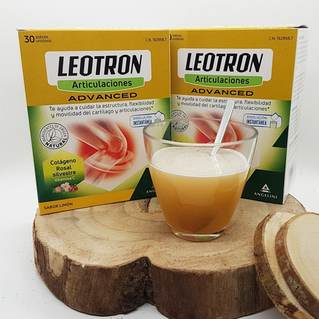 Leotron Articulaciones Advanced 30 sobres
