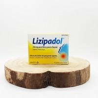 Lizipadol 20 mg 18 pastillas para chupar