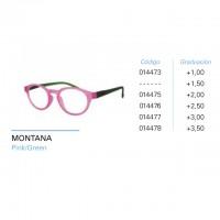 Gafa Venice Montana Pink / Green