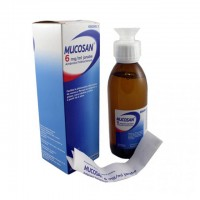 Mucosan 6 mg/ml jarabe