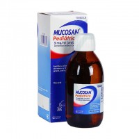 Mucosan pediátrico 3 mg/ml jarabe 200 ml