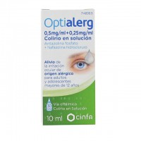 Colirio Optialerg 10 ml.