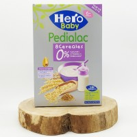 Papilla Hero Baby 8 cereales 340g