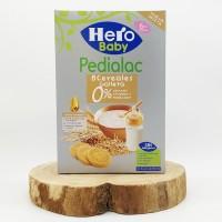 Papilla Hero Baby 8 cereales y galleta 340g
