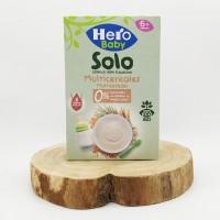 Papilla Hero Baby multicereales ecológicos 300g
