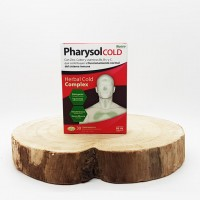 Pharysol cold 30 comprimidos