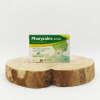 Pharycalm Herbal 24 comprimidos para chupar
