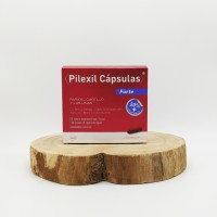 Pilexil cápsulas forte para el cabello y uñas 120 cápsulas
