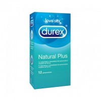 Preservativos - Durex Natural Plus