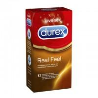 Preservativos - Durex RealFeel