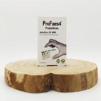 ProFaes4 probióticos Adultos 25mm 30 cápsulas