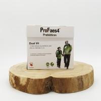 ProFaes4 probióticos dual vit 30 sticks