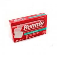Rennie con sacarina 48 comprimidos masticables