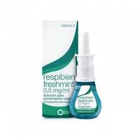 Respibien freshmint 0,5 mg/ml solución para pulverización nasal