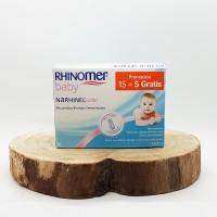 Recambios Rhinomer baby promoción 15+5 gratis