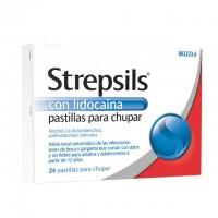 Strepsils con lidocaína pastillas para chupar