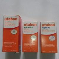 Utabon solución para pulverización nasal