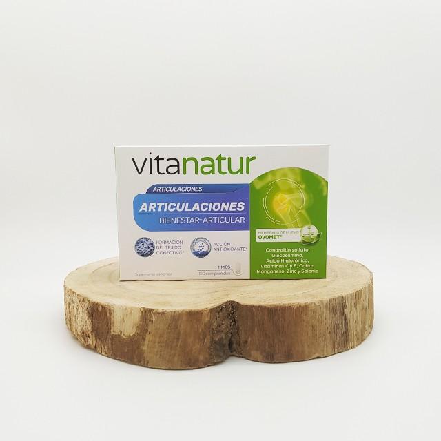 Vitanatur articulaciones 120 comprimidos