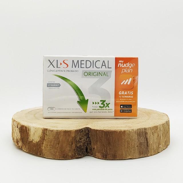 XLS Medical original 3X 180 comprimidos