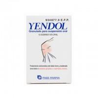 Yendol Granulado 10 sobres para suspensión oral