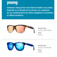 Adultos Iaviewsun young