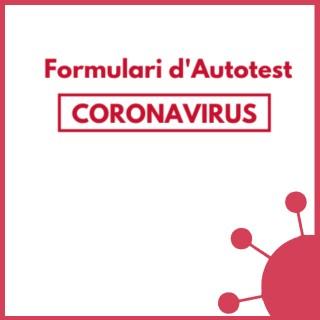 AUTOTEST CORONAVIRUS